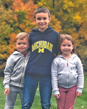 Kute Kids: Calix, Carter, and Harlow
