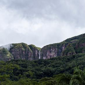 Au camping-paradis de Vicente dans le magnifique parc naturel Amboro