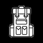 Backpacker sac à dos préparer un long voyage