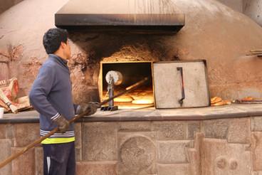 Pain bread in Peru