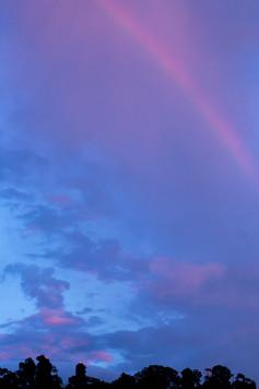 Amazing sky Amazonia Peru Parque de Manu