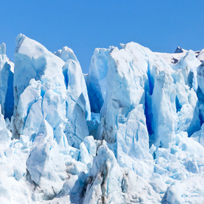Le Perito Moreno, la région des glaciers où les nuages côtoient les eaux