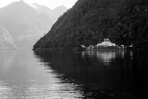 Fjords du parc Pumalin