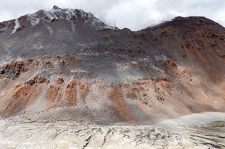 Volcan Chaiten, parc Pumalin