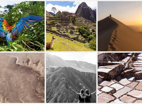 Top 10 de nos lieux préférés au Pérou