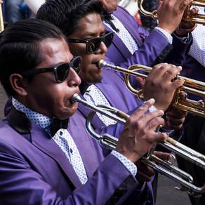 Le carnaval bolivien de Cochabamba