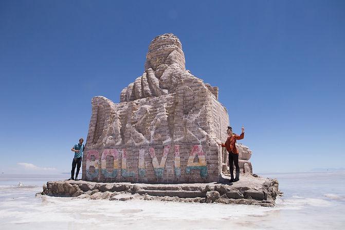 L'Odyssée des Renards en Bolivie