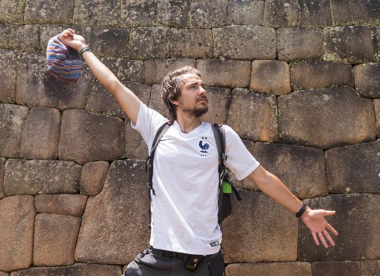 Mur Machu Picchu