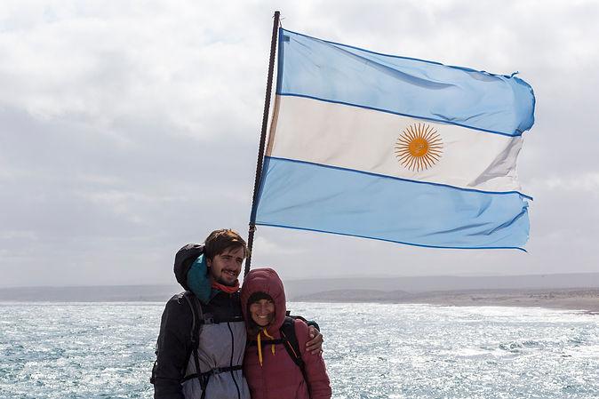 L'Odyssée des Renards en Argentine