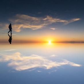 Le Salar d'Uyuni où l'on perd ses repères