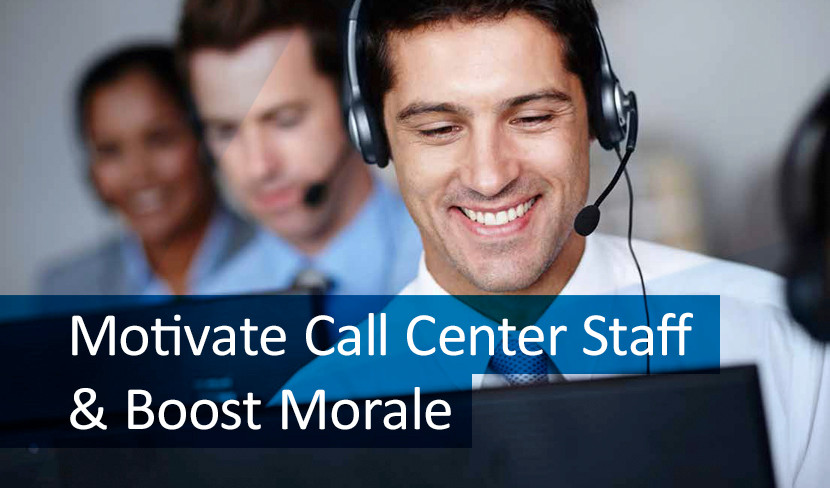 Motivated Prestige Call Center Agents