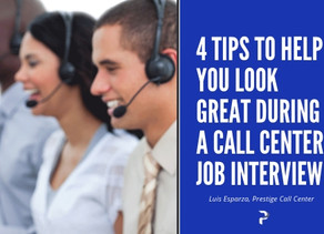 4 Tips to Help You Look Great During a Job Interview!
