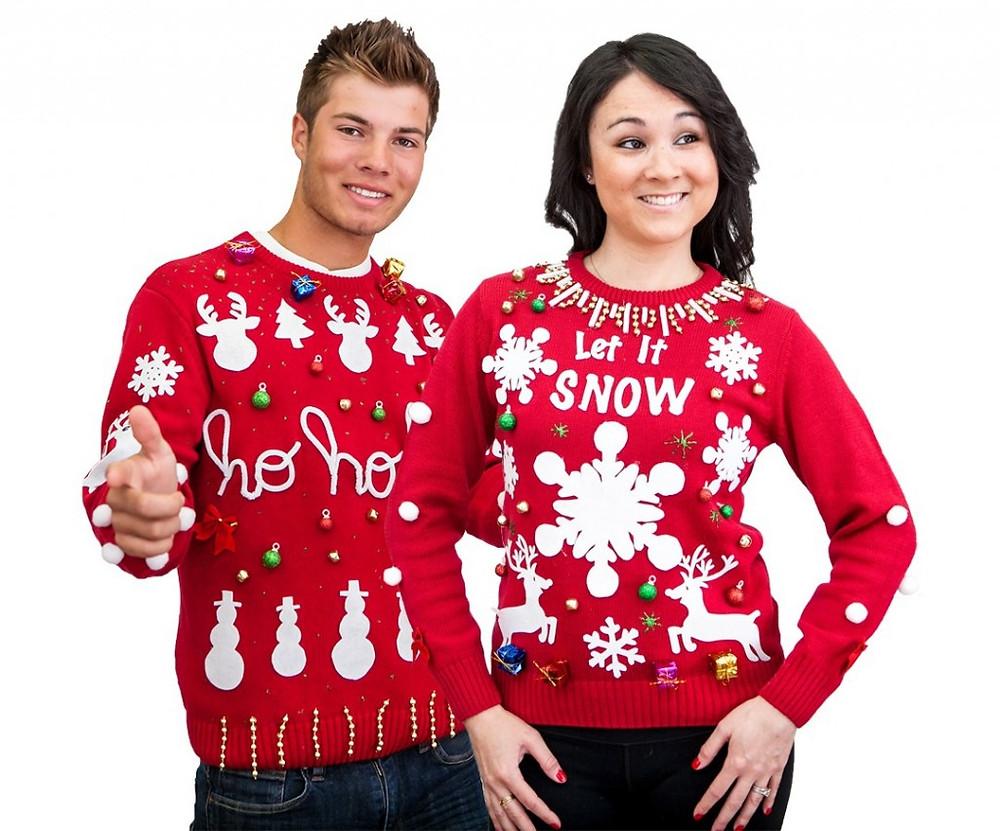 Prestige Christmas Ugly Sweaters