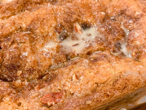 Vegan Sour Cream Pound Cake
