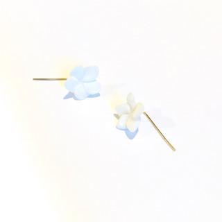 flower earrings. $200