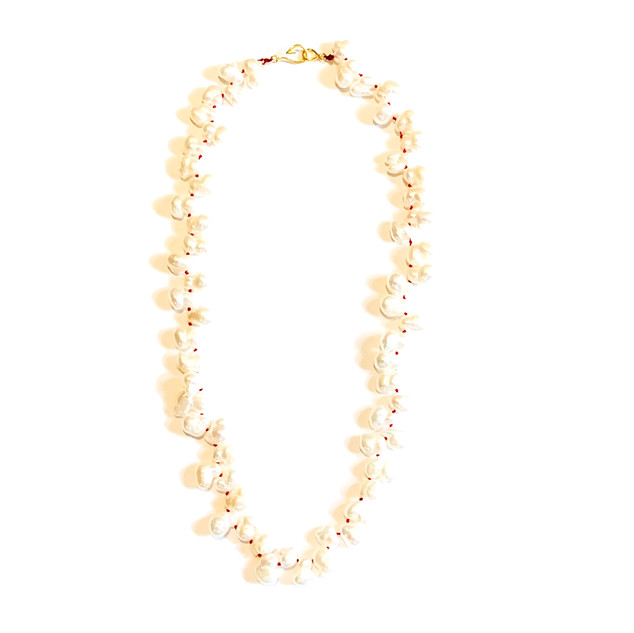 keshi pearl necklace $900