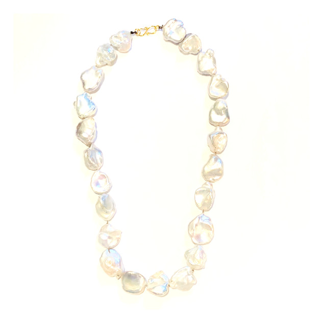 souffle pearl necklace  $900