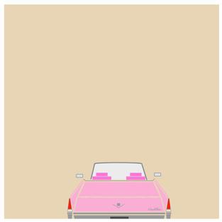 pink cadillac.   $150