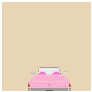pink cadillac $150