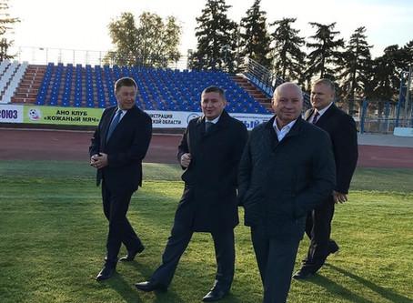 На стадионе «Зенит» появится крытый футбольный манеж