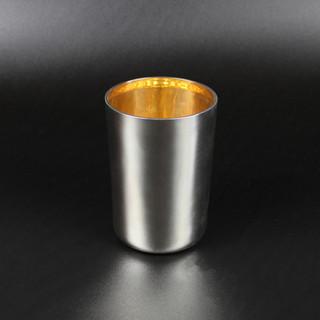 Plain beaker 1881 Henry J. Lias & J. Wakely.  5 1/2 oz £425.00