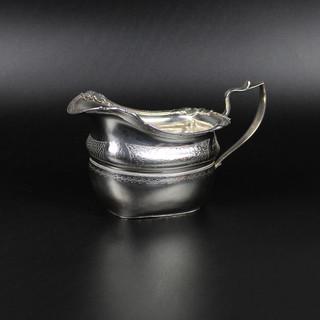 Dublin 1820  Maker M.F.  7 oz  Crested  £ 425.00