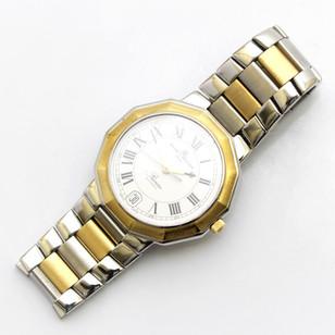A bi-colour steel Baume Mercier, Riviera automatic wristwatch. £1,250.00