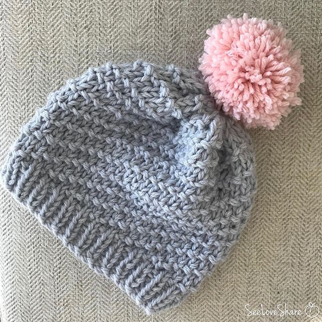 2-Hour Knit Beanie