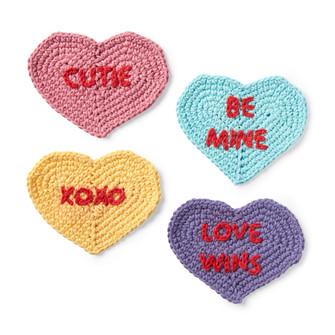 Pattern Round-Up: Valentine's Day Patterns