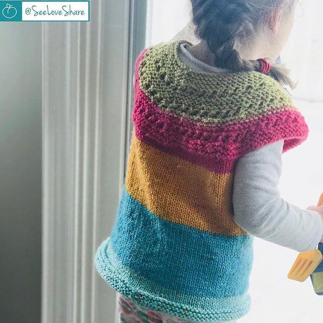 knit girl tunic