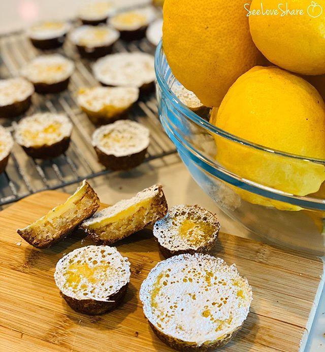 Gluten Free Oatmeal Lemon Curd Cups