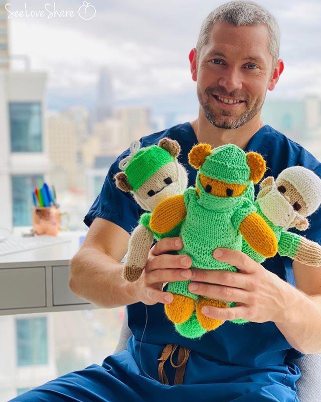 Thank-You Doctor Bears