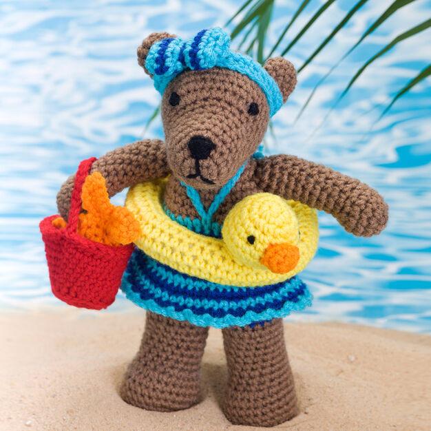 Beach Bear Rita