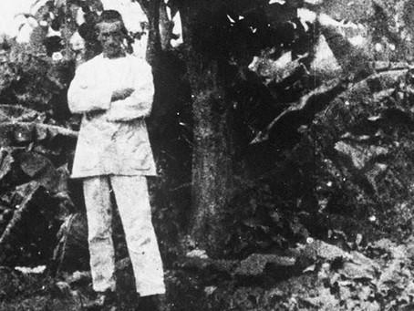 Café littéraire, au pied de la lettre : Rimbaud à Aden