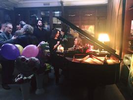 Концерт в День Рождения на Патриарших, Москва