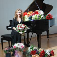 После концерта, Дом А. Н. Скрябина, Москва