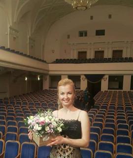 Сольный Концерт в большом зале Филармонии им. А.С. Аренского в Великом Новгороде, Кремль