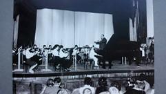 Выступление с оркестром, мне 7 лет. Большой зал РАМ им. Гнесиных на Поварской, Москва