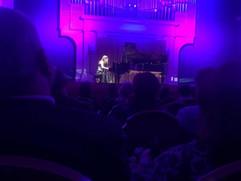 Большой зал Филармонии г.Тверь, cольный концерт
