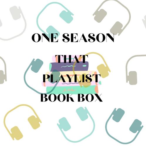 One Season Book Box