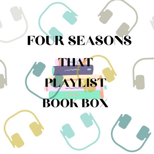 Four Seasons Book Box