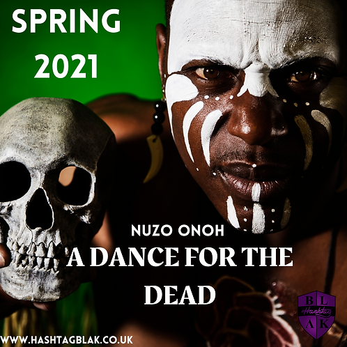 A Dance For The Dead by Nuzo Onoh (Temp Cover)