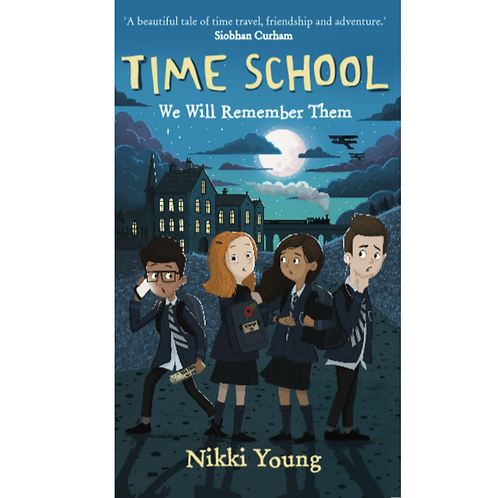 Time School: We Will Remember Them by Nikki Young- ebook