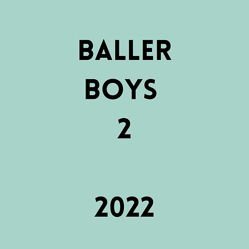 Baller Boys 2 by Venessa Taylor