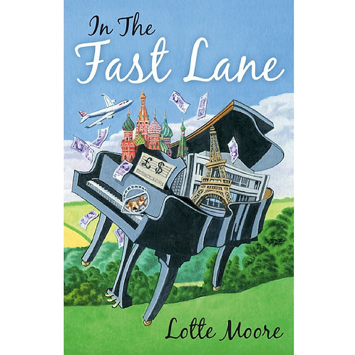 In The Fast Lane by Lotte Moore  - ebook