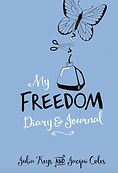my freedom diary and journal front cover