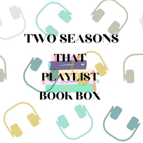 Two Seasons Book Box