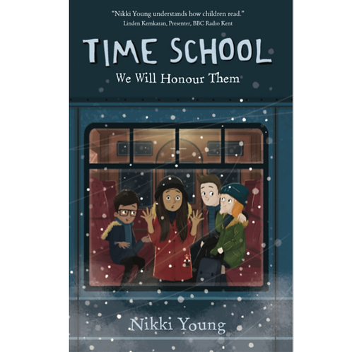 Time School: We Will Honour Them by Nikki Young- ebook