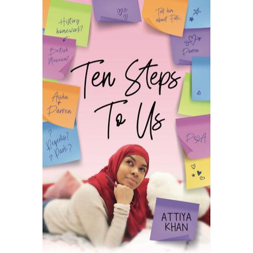 Ten Steps To Us by Attiya Khan - ebook