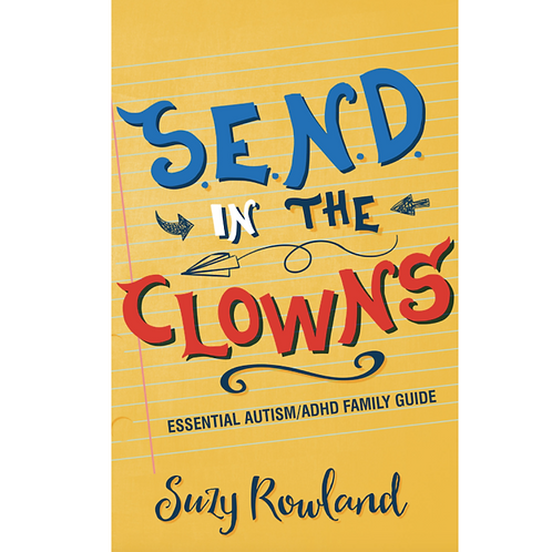S.E.N.D in the Clowns by Suzy Rowland
